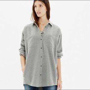 Madewell - Sunday flannel shirt